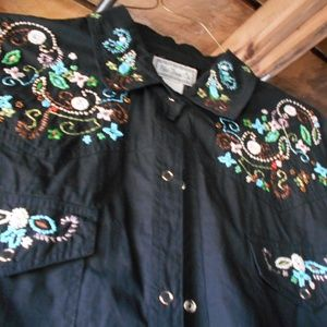 Vintage by Blue jean's co. 1970's Shirt